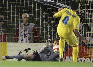 Riquelme Penalty
