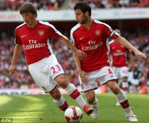Arsenal Legends in the Making