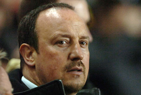 rafa benitez 460 280865332 Do Liverpool Football Club A Favour Rafa: QUIT